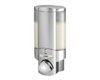 Aviva l Satin/Translucent Single Dispenser